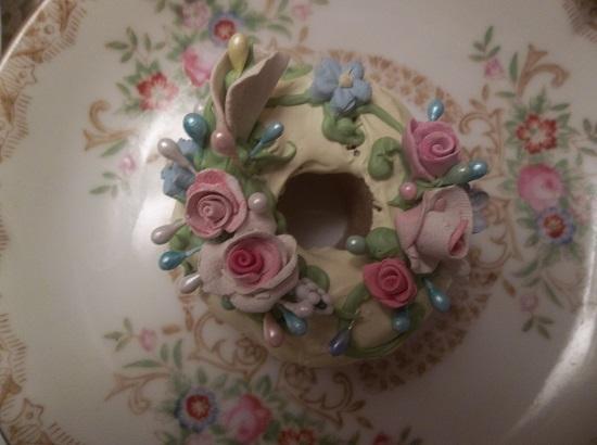 (Alice) Decorated Mini Donut