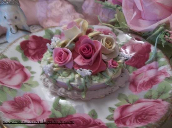 (Beautiful Brenda) Funky Junk Fake Cake