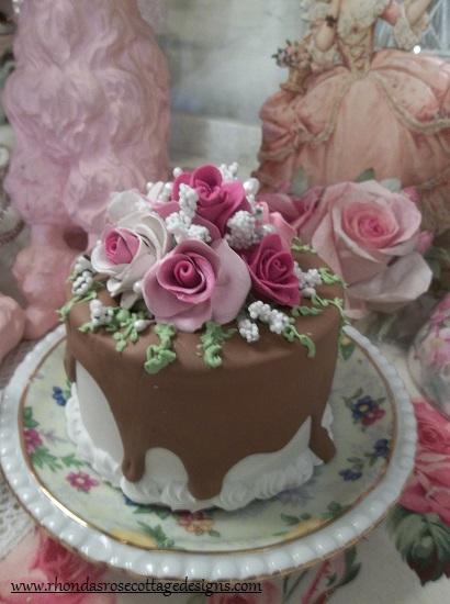 (Honey) Fake Cake