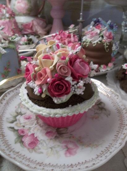 (Saved By Grace) Fake Cupcake