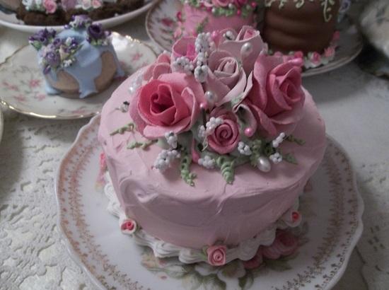 (Wilma) Fake Cake