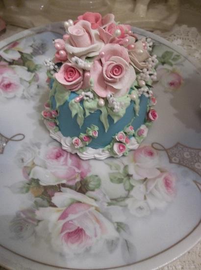 (Fairest Farah) Fake Cake