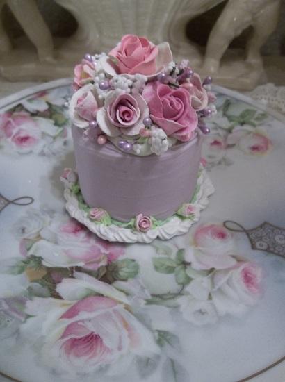 (Carolina) Funky Junk Fake Cake