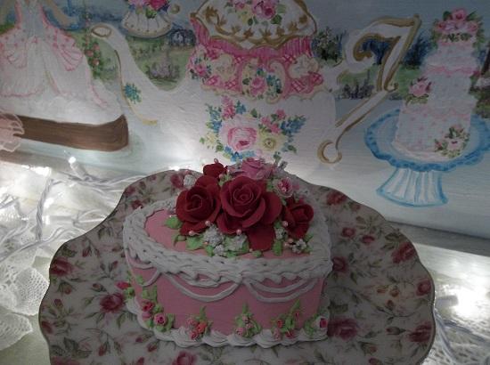 (Annabella) Fake Cake