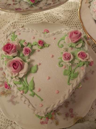 (Melody Of The Heart) Fake Cake
