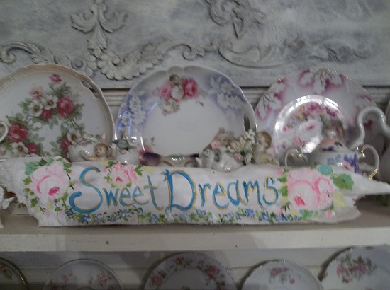 (Sweet Dreams) Handpainted Sign