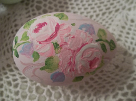 (Arlas) Handpainted Fake Egg