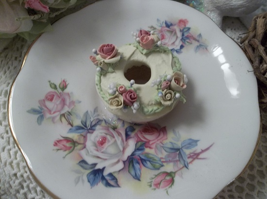 (Margaret) Decorated Mini Donut