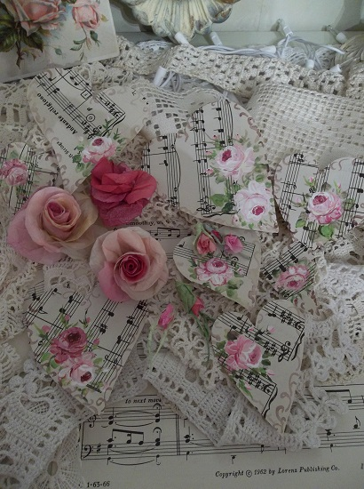 (Beauty) DIY Sheet Music Scrap For Your Craft Projects