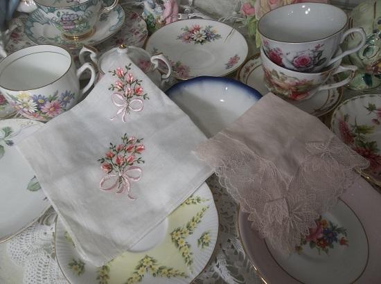 (Bless You) 2 Piece Handkerchief Set