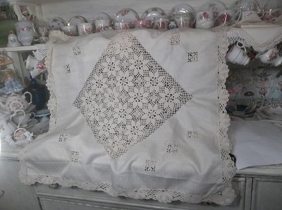 (Nana's Sweet Table) Tablecloth