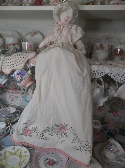 (Vintage Pillow Case Doll) Vintage Pillow Case Doll