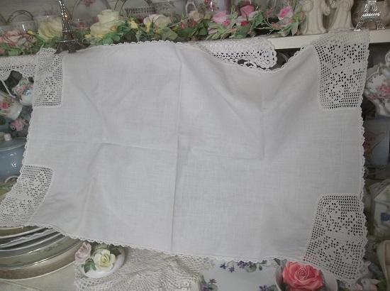 (Winter White) Dresser Scarf