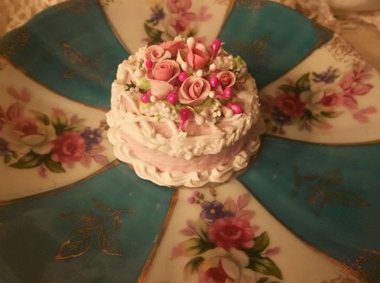 (Sweet Baby Cake) Mini Marvel