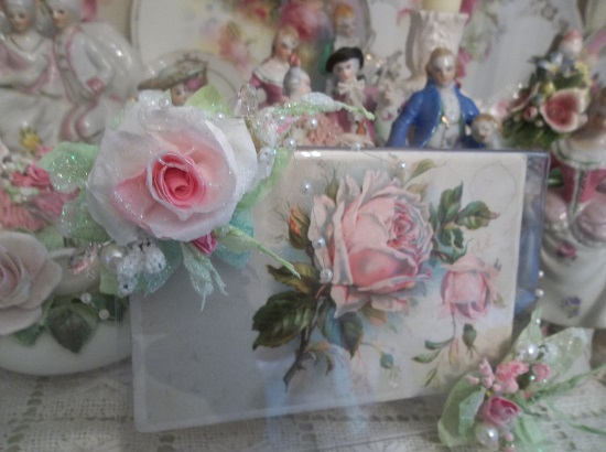 (Picture This) Decorated Acrylic Photo Frame