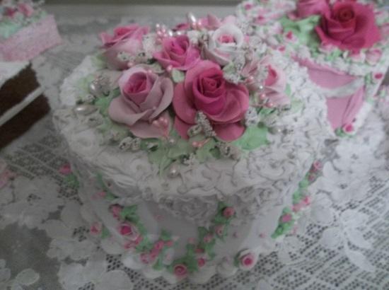 (Tenielle) Fake Cake