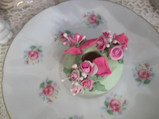 (Minnie) Decorated Mini Donut