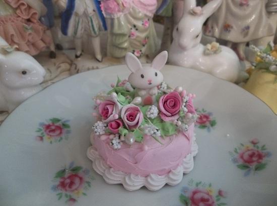 (Easter Morn) Fake Cake