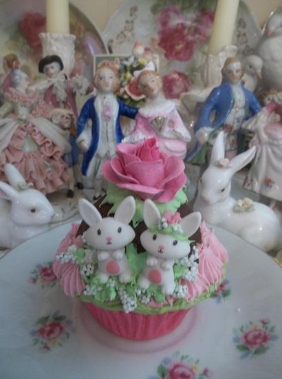(Cupcake Twins) Fake Cupcake