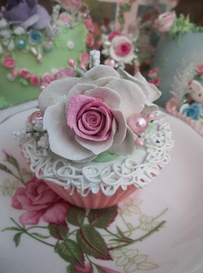 (Lalotta) Fake Cupcake