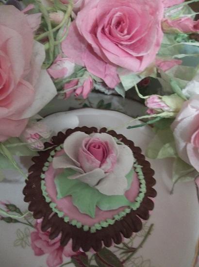 (July) Fake Cupcake