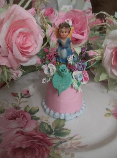 (Katrina Ashley Fairy Cake) Funky Junk Fake Cake