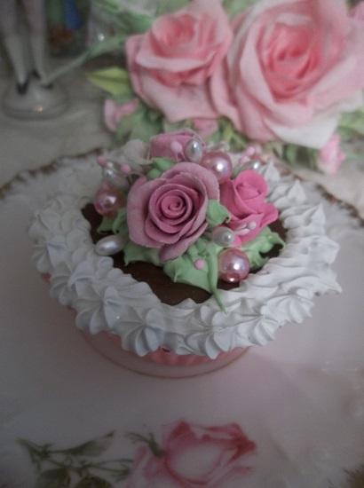 (Corabella) Fake Cupcake