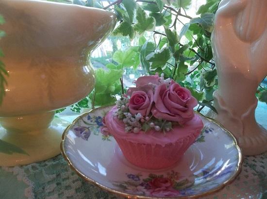 (Marlie) Fake Cupcake