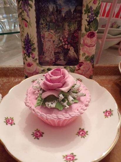 (Kabreena Rose) Fake Cupcake