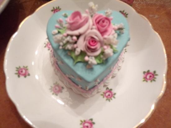 (Nova Love) Fake Cake