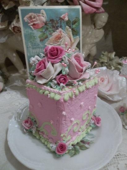 (Mari) Fake Cake Slice