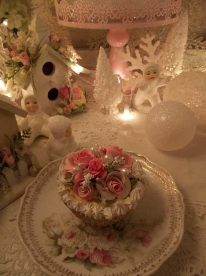 (Lemon Cha Cha Cha) Fake Cupcake