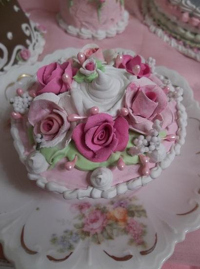 (With A Dot Of Cream) Fake Cupcake