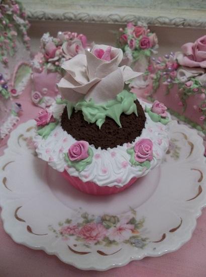 (Swiss Miss) Fake Cupcake