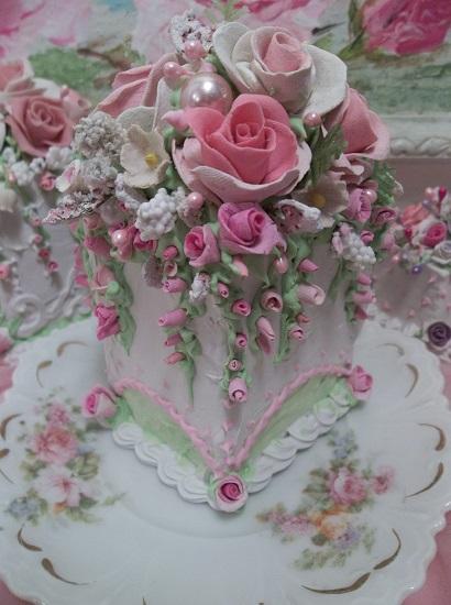 (A Beautiful Life) Fake Cake Slice