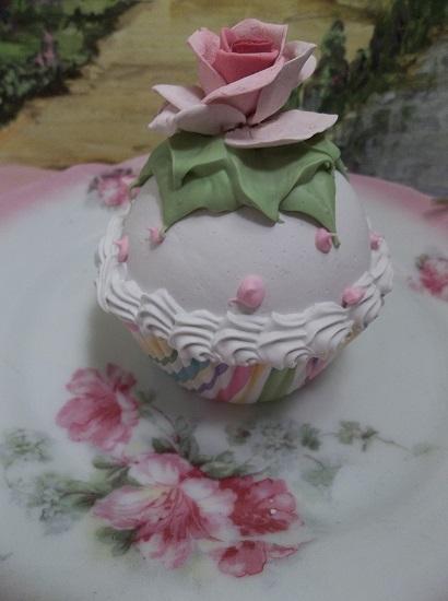 (Dottie Victoria) Fake Cupcake
