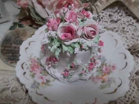 (Beauty Bea) Funky Junk Fake Cake