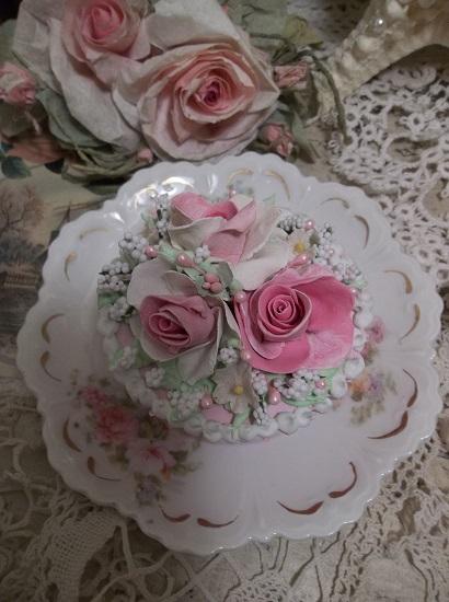 (Pink Jayne) Fake Cupcake