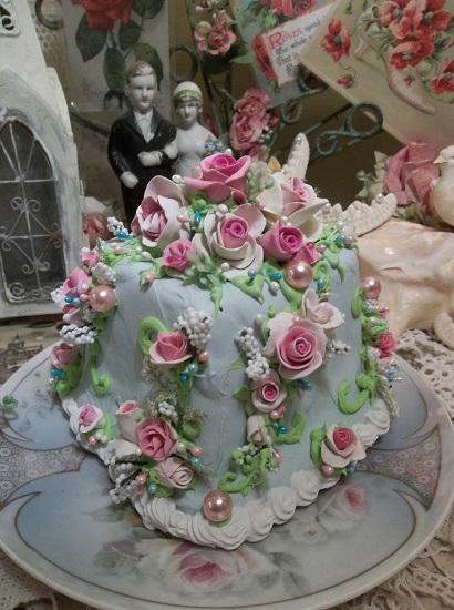 (Days Of Glorious Work) Fake Cake
