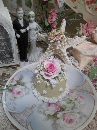 (Valerie) Funky Junk Fake Cake
