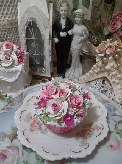 (Sarah Lea) Fake Cupcake