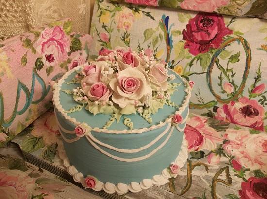 (Blissful) Fake Cake