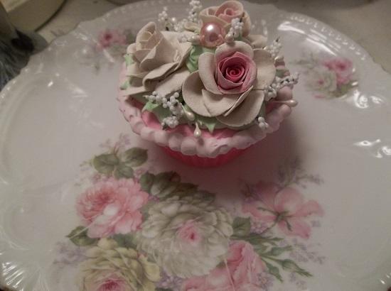 (Marlys) Fake Cupcake