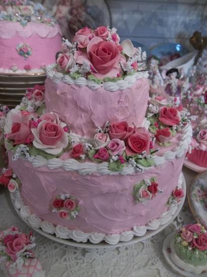 (Rose Red) Fake Cake