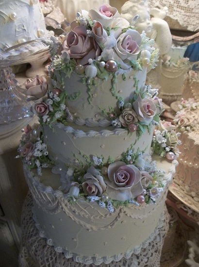 (Dreaming Beauty) Fake Cake