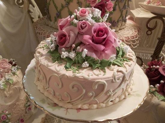 (Josie) Fake Cake