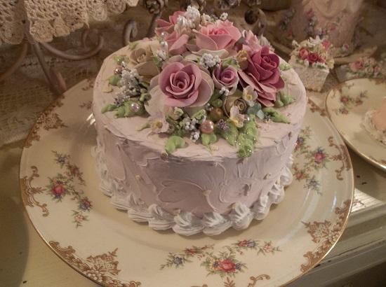 (Simple Elegant Ellie) Fake Cake