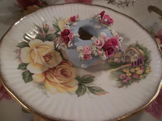 (Mildred) Mini Donut