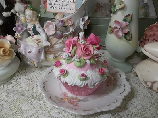 (Darling Darla) Fake Cupcake