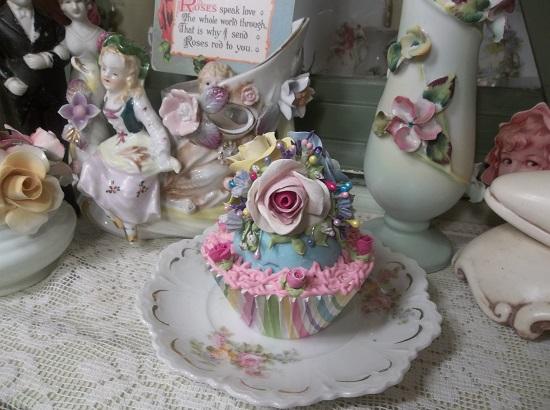 (Jolly) Fake Cupcake